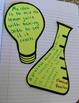 Glue-In  Interactive Notebooks Inserts #SPRINGBACKIN