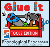 Glue It! Tools: Phonological Processes NO-PREP Speech Therapy