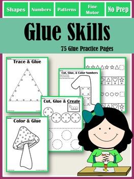 Glue Practice