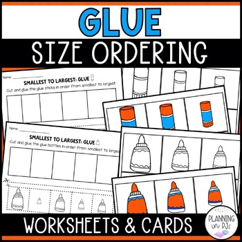 Glue Size Ordering (From Smallest to Largest)