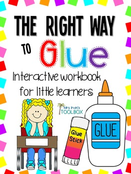 Glue Skills: An Interactive Workbook of Basic Skills