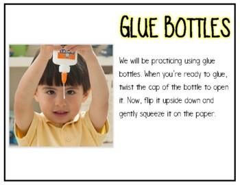 Glue {Social Story}