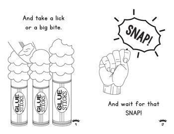 Glue Stick Procedure Book