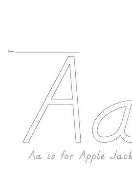 Glue_able Letters