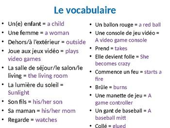 Glued French Screenshot BookTalk Presentation