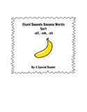 Glued Sounds Bananas Sort -all, -am, -an