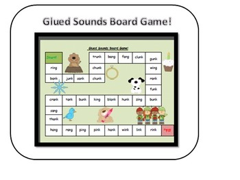 Glued Sounds Board Game