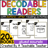 Glued Sounds Decodable Readers
