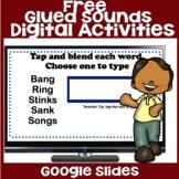 Welded Sounds Interactive Activities - Google Slides