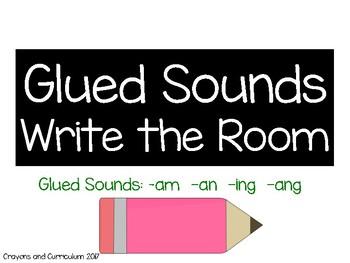 Glued Sounds Write the Room- Zero Prep