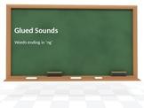 Glued Sounds -ng