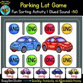Glued Sounds (-ng) Parking Lot Game