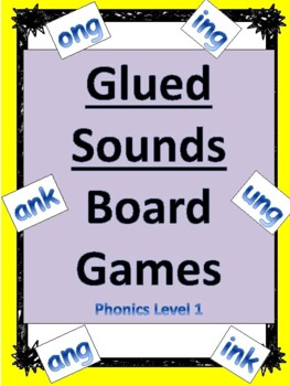 Glued Sounds Board Games