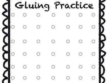 Gluing Practice