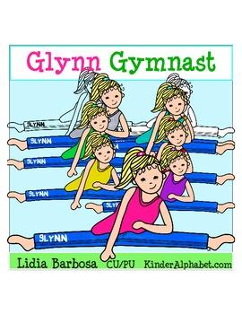 Glynn Mini-Me Gymnast Collection