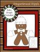 Glyphs For All Seasons Gingerbread, Turkey, Penguin, Sprin