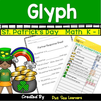 Glyph March St. Patrick's Day