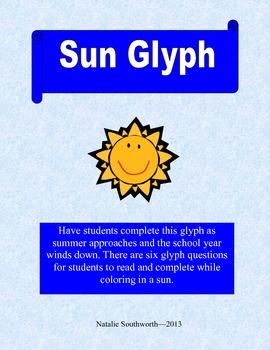 Glyph - Summer Themed with Sun