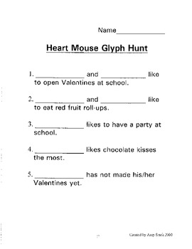 Glyphs Throughout the Year, Volume 1 - Common Core Friendly