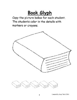 Glyphs Throughout the Year, Volume 2 - Common Core Friendly