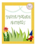 Gnome/Garden Numbers