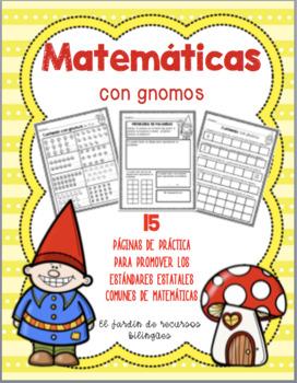 Gnome Math in Spanish