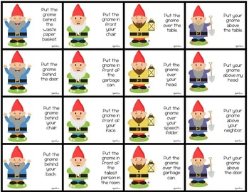 Gnome temporal, conditional, multi step directions and prepositions