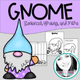 Gnome Spring Spelling and Writing + More!
