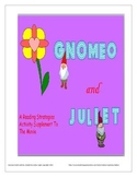 Gnomeo and Juliet film guided questions