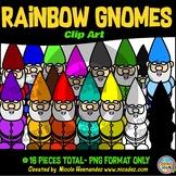 Gnomes Clip Art for Teachers
