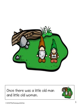 Gnomes: On the Mountain Adapted Book Set