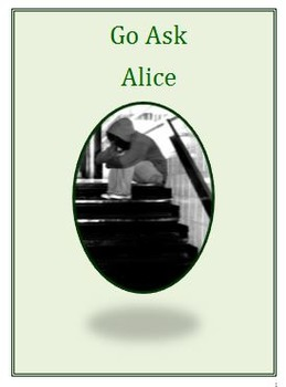 Go Ask Alice Daily Lesson Plans and Activities Only