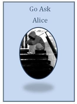 Go Ask Alice Homework Bundle Only