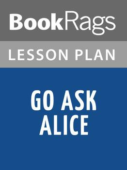 Go Ask Alice Lesson Plans