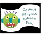 Go Away Big Green Monster Book Extension Pack