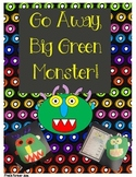 Go Away, Big Green Monster Craftivity