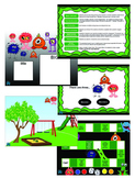 Go Away Big Green Monster - Interactive Language Activities