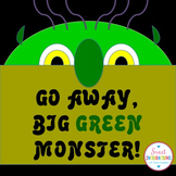 GO AWAY BIG GREEN MONSTER - DIGITAL Activity