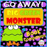 Go Away Big Green Monster Speech Therapy Book Companion
