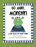 Go Away, Big Green Monster!  Story Frame