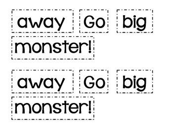 Go Away Big Monster