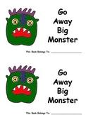 Go Away Big Monster Easy Reader
