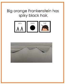 Go Away Big Orange Frankenstein