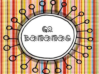 "Go Bananas Camp ""Song"" pdf"
