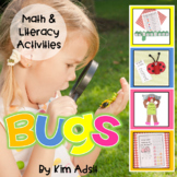 Insects - Activities for Math and Literacy