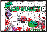 Go Buggy Blank Board Game (EDITABLE)
