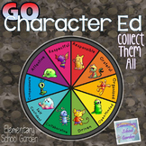 Go Character Ed BUNDLE - Positive Behavior Traits