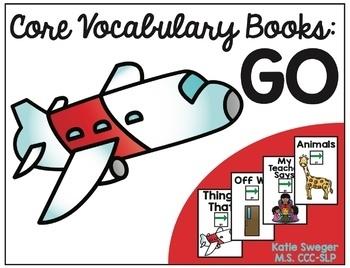 Go Core Vocabulary Books