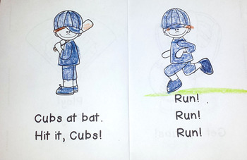 Go Cubs Go Early Reader