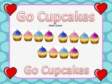 Go Cupcakes Math Games